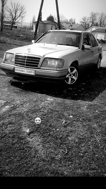 Mercedes-Benz W124 2.2 л. 1993