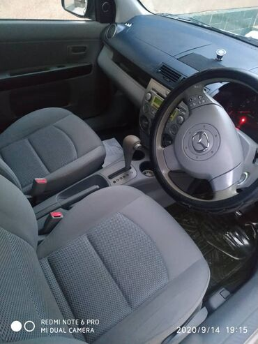 мазда демио замена бензонасоса в Ак-Джол: Mazda Demio 1.3 л. 2003
