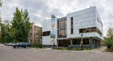 офисное здание в Кыргызстан: Объект расположен в самом центре города Бишкек на пересечении улиц