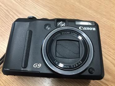 Продаю фотоаппарат Canon G9