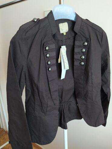 вязанный жакет в Кыргызстан: Жакет (пиджак, куртка) женский. Размер 40 (46-48)