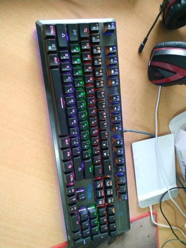 Механическая клавиатура razer e-blue k737 в Бишкек