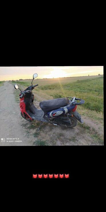�������������������� 10 ������������ �������� �� �������������� в Кыргызстан: Продам скутерлупарик 150 кубов отсутствует 8 из 10 запчасти