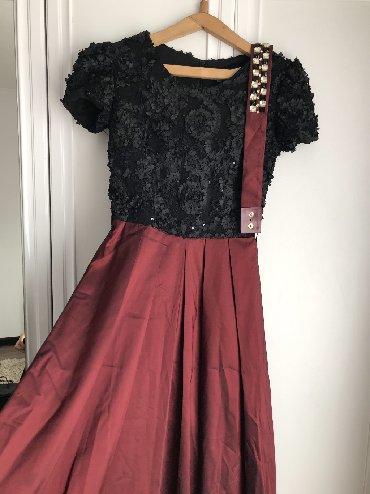 Продаю турецкое платье, размер с, подчеркивает талию, состояние