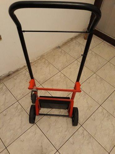Sklopiva kolica u dva polozaja vidise i na slici mnogo korisna za bilo - Sabac