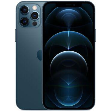 cholpon pro пальто производитель в Кыргызстан: Новый iPhone 12 Pro 256 ГБ Синий