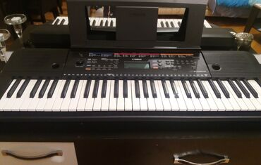 Musiqi alətləri Azərbaycanda: Yamaha sintezator New-heç istifade olunmayıb.2ay öncə Music Galeryden
