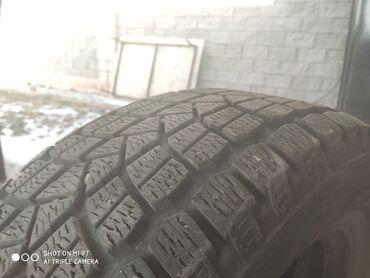 шины 265 65 r17 в Кыргызстан: Продам шины зимние 265/65 R17  Сезон отъездил. Цена договорная