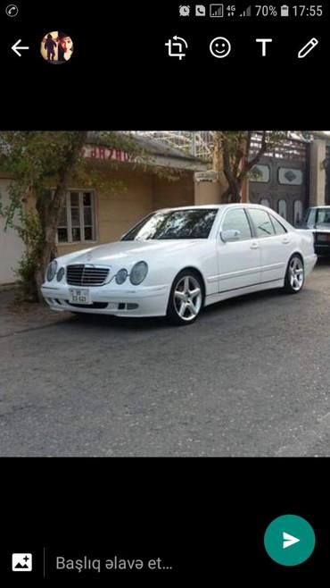 Ağcabədi şəhərində Mercedes-Benz E 240 2001