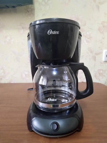 фильтр для кофемашин в Кыргызстан: Продам кофеварку Oster в отличном состоянии.Воду греет очень быстро
