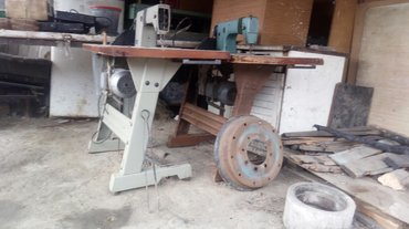 Электро швейная машинка - Кыргызстан: Швейные машинки ссср 3х фазный недорого для швеи промышленый для кожа