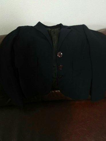 Crni-bikini - Srbija: Crni sako