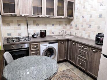 Продажа квартир - 3 комнаты - Бишкек: Индивидуалка, 3 комнаты, 53 кв. м Бронированные двери, С мебелью, Евроремонт