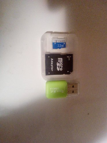 Elektronika - Paracin: Memoriska kartica za telefon tablet usb32gb sa usb adapterima