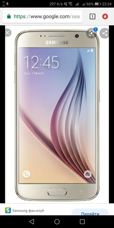 Samsung 6c 2018 Корея оригинал 64гб срочно