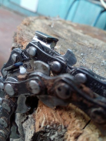 заточка цепей на электро и бензопилы. в Тюп