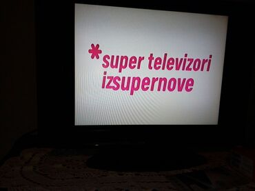 Lcd televizor - Srbija: Tv nemacke proizvodnje za sobu sa daljinskim,super ocuvan