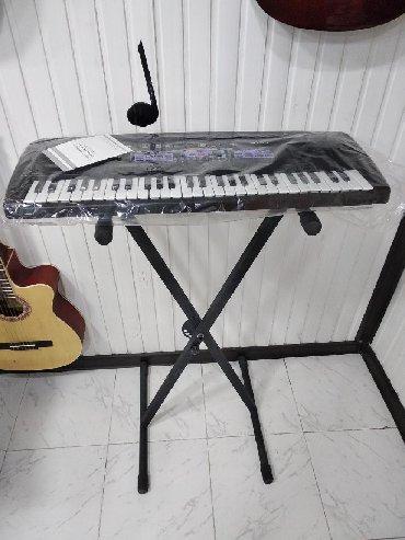 Sintezator Pianino öyrənənlər üçün 4 Oktava yarım