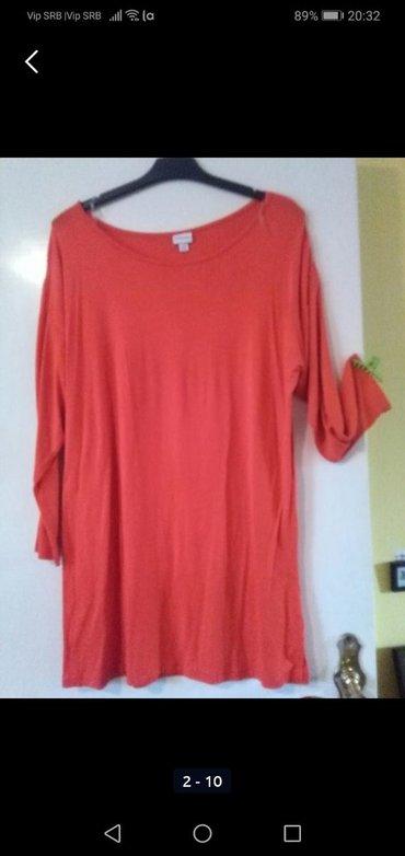 Ženska odeća   Sombor: Tunika za krupnije dame, samo oprano, perderi