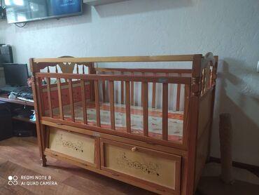 dvuhjarusnaja-krovat-dlja-detej-i в Кыргызстан: Детская кроватка