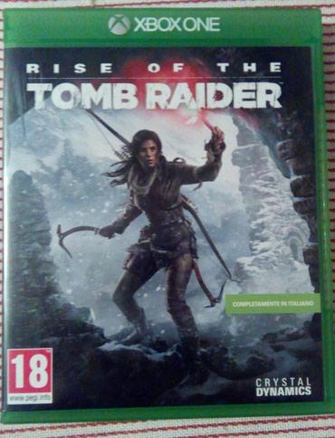 Rise of Tomb Raider, igrica za XBOX ONE, korišćena i besprekorno - Belgrade