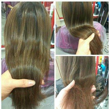 Полировка волос 😍 красивые здоровые в Бишкек