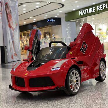 Детская машинка  Ferrari LaFerrari  Машинка от известного бренда Rasta