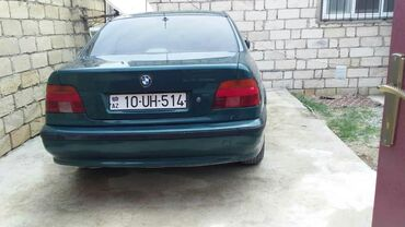 BMW 523 2019