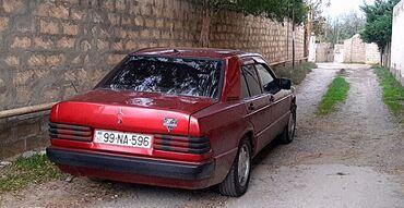 1061 elan   NƏQLIYYAT: Mercedes-Benz 190 1.8 l. 1992   152 km