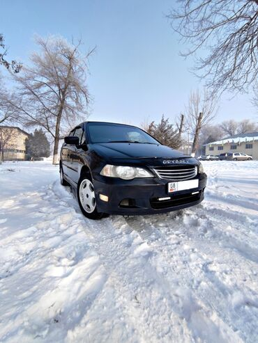 Honda Odyssey 2.3 л. 2000 | 70500 км