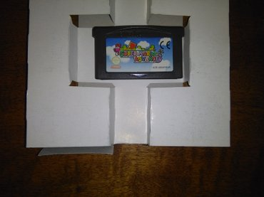 IGRICA za Game Boy advance konzolu ! Super mario bros 2+mario bros!   - Beograd