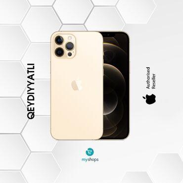 ayfon 5g - Azərbaycan: Yeni iPhone 12 Pro Max 128 GB Mavi