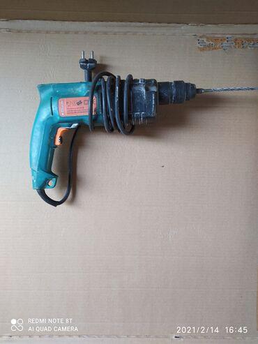 Инструменты - Кыргызстан: Перфоратор дрель только сверлить есть режим перфоратора и режим дрели