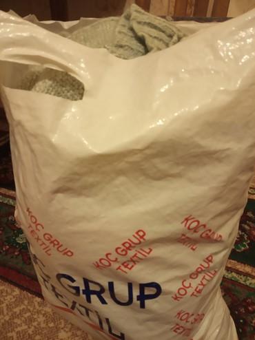 Bakı şəhərində paltar bir torba. s_m razmer. koftalar, pencek,donlar ...
