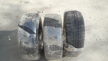 летние шины 21560 r16 в Кыргызстан: Продаю Michelin X-Ice 225/60 R16 2шти 1шт летний(Hankook 235/60). цена