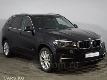 x5 в Кыргызстан: BMW X5 3 л. 2018