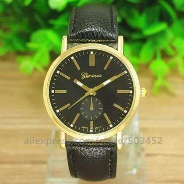 Po ceni - Srbija: Geneva elegantan ženski sat – Crni Cena: 1.200Kućište izrađeno od