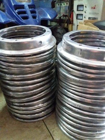 Продаю диски на мотороллер муровей 4. 00-10 в Кок-Ой