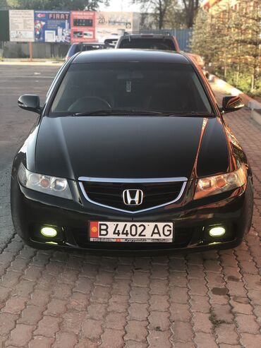 Honda Accord 2 л. 2003 | 220000 км