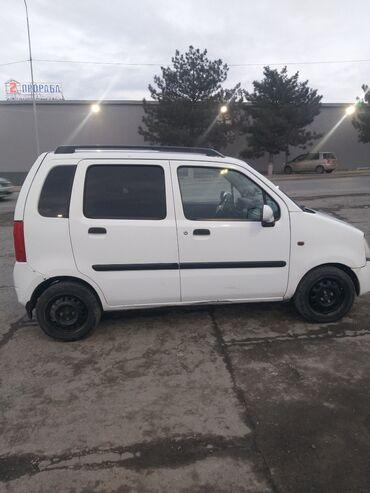 купить скутер б у в бишкеке в Кыргызстан: Opel Agila 1.2 л. 2002   2 км