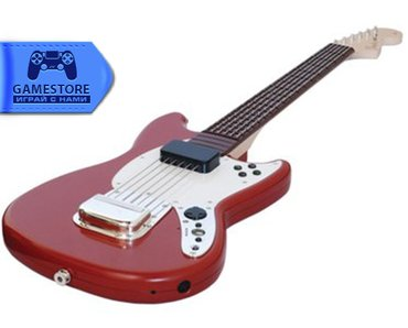уникальная гитара для ps-3 для игры rockband3. при покупке гитары вы в Бишкек