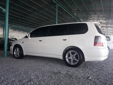 Honda Odyssey 2.3 л. 2002   173000 км