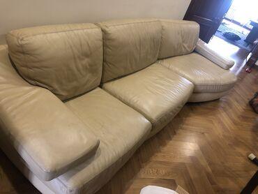 Продаю кожаную мебель