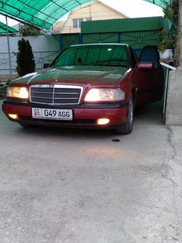Mercedes-Benz C 180 1.8 л. 1994
