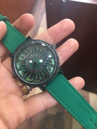 chopard saat - Azərbaycan: Yaşıl Qadın Qol saatları Timex