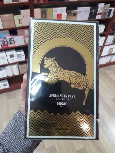 afrika kolqotları - Azərbaycan: MEMO AFRICAN LEATHER UNISEXƏsl kişi ətirlərindən biriAfrican