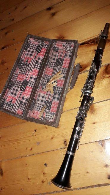 Bakı şəhərində Qedimi klarnet