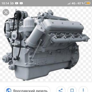 Продаю двигатель ЯМЗ 238 новый без одной головки. в Бишкек