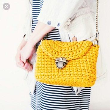 сумки разные в Кыргызстан: Вяжу сумки на заказ. Индивидуальный дизайн на ваш вкус.Разные цвета.По