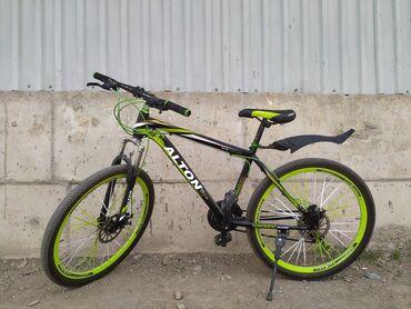 Спорт и хобби - Беш-Кюнгей: Продаю велосипед Alton Обмена нетСостояние идеал 10/10Рама 21железная